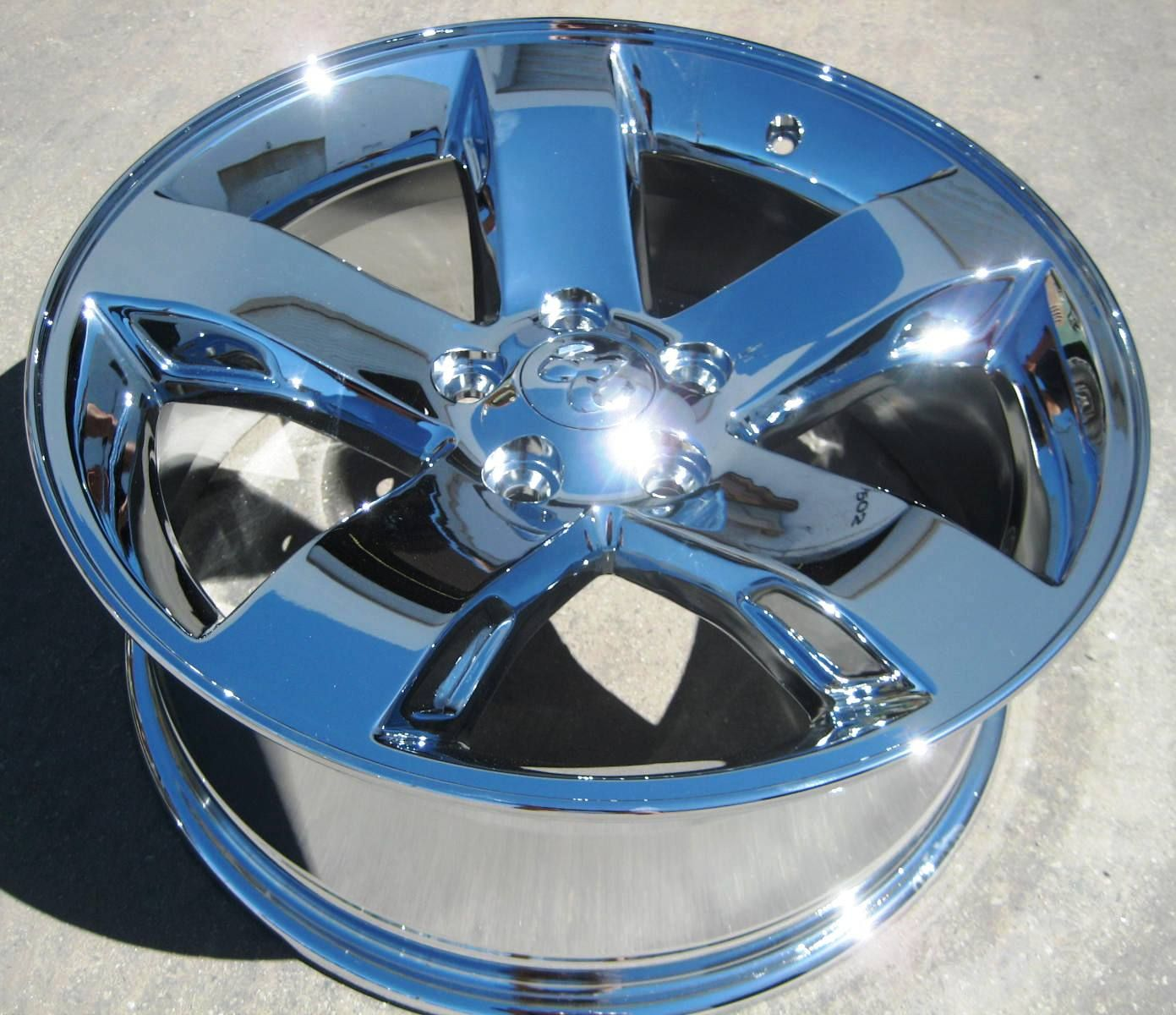 Stock 4 18 Factory Dodge Challenger Charger Chrome Wheels Rims